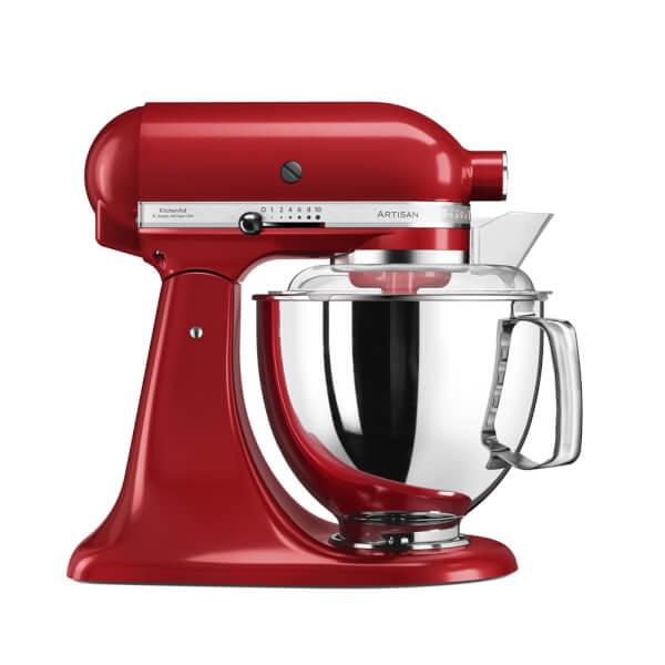 KitchenAid 5KSM175PSBER Artisan 4.8L Stand Mixer - Empire Red
