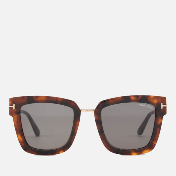 Tom Ford Women's Lara Sunglasses - Dark Havana