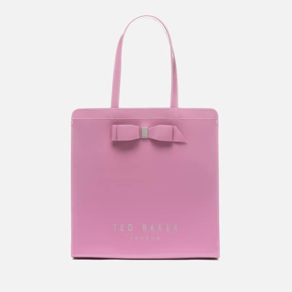 Ted Baker Women's Almacon Bow Detail Large Icon Bag - Light Purple