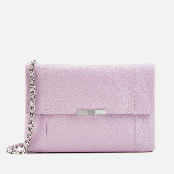 021f21de465 Ted Baker Women's Clarria Bow Detail Cross Body Bag - Light Purple: Image 1
