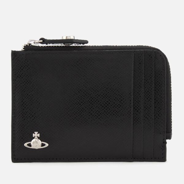 Vivienne Westwood Men's Kent Credit Card Holder - Black