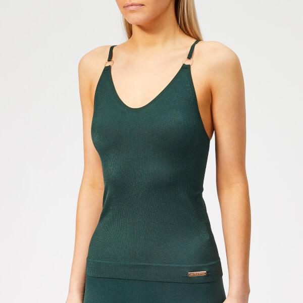 Pepper & Mayne Women's Margot Vest Top - Hunter Green