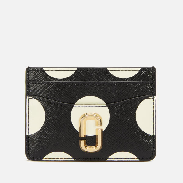 Marc Jacobs Women's Card Case - Black Multi