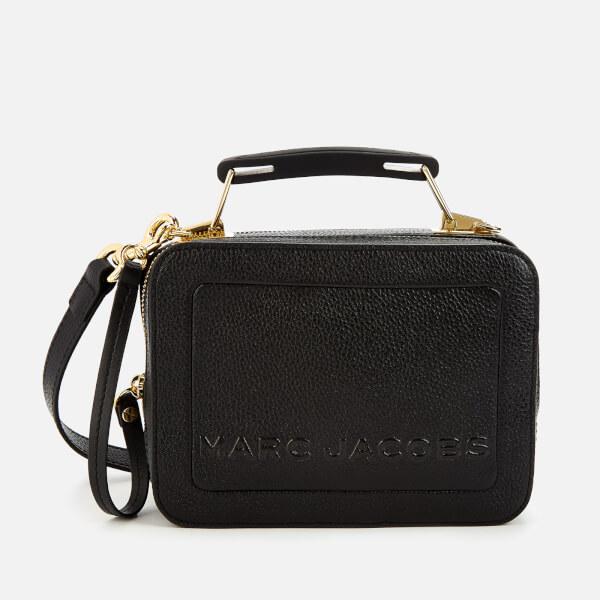4017ed075b8 Marc Jacobs Women's The Box 20 Cross Body Bag - Black: Image 1