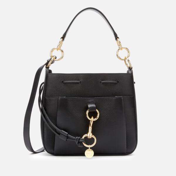 See By Chloé Women's Tony Large Bucket Bag - Black