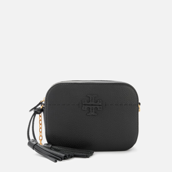 Tory Burch Women's Mcgraw Camera Bag - Black
