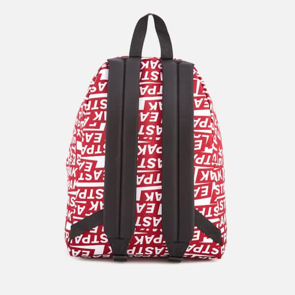 4de49a48b Eastpak Men s Padded Pak R Backpack - Chatty Sticker Herren ...