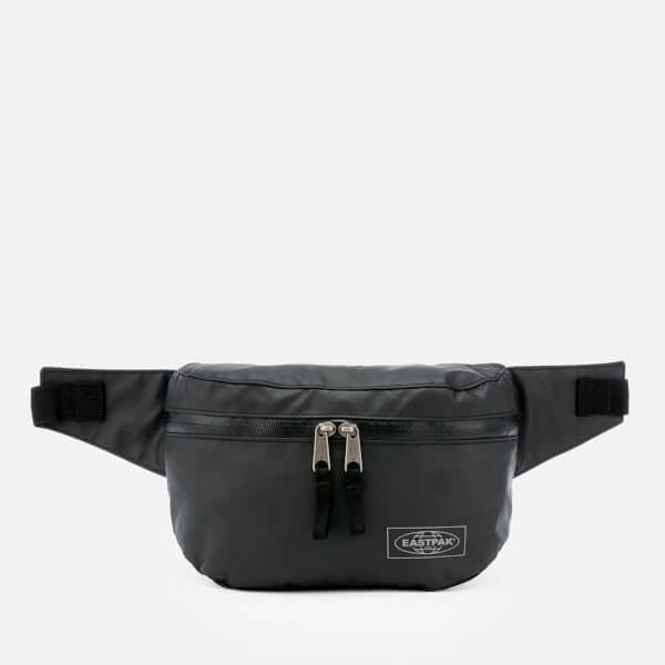 Eastpak Men's Bane Bum Bag - Topped Black
