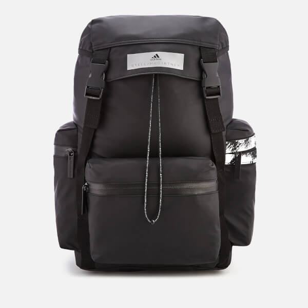 adidas by Stella McCartney Women's Backpack - Black/White