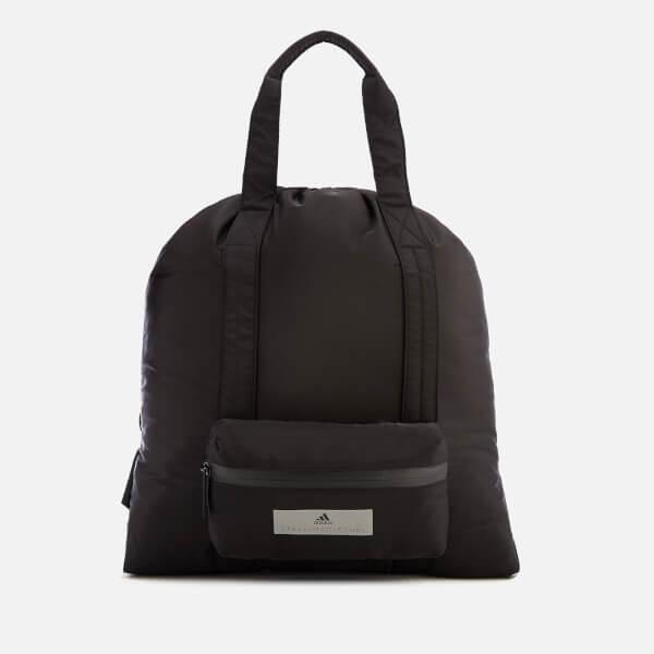 adidas by Stella McCartney Women's Gym Sack Bag - Black/Black