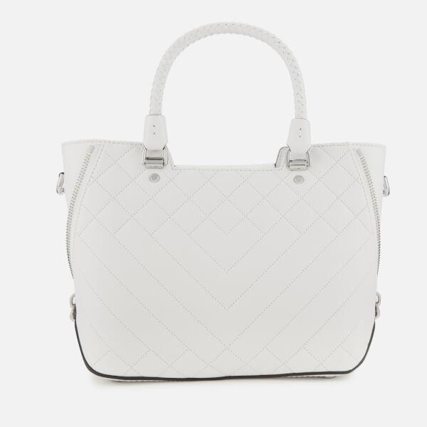 215e2817786f MICHAEL MICHAEL KORS Women's Blakely Medium Messenger Bag - Optic White:  Image 2