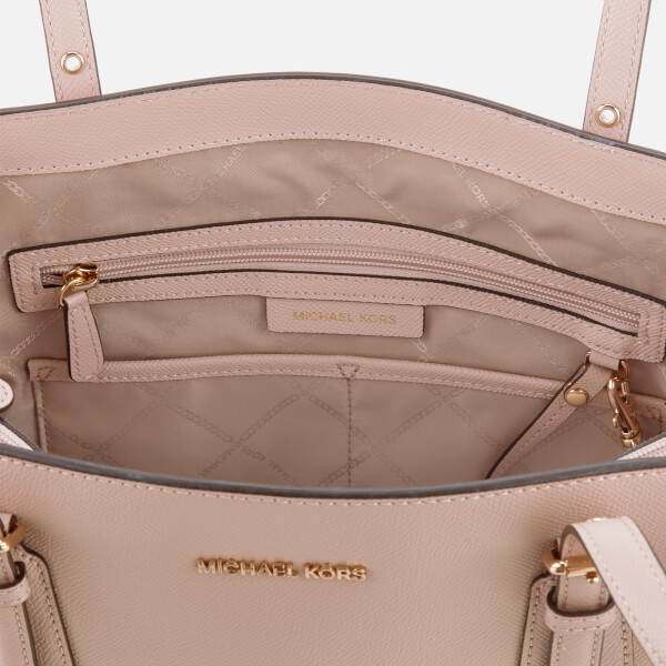 250dd1776094 MICHAEL MICHAEL KORS Women's Voyager East West Tote Bag - Soft Pink: Image 5