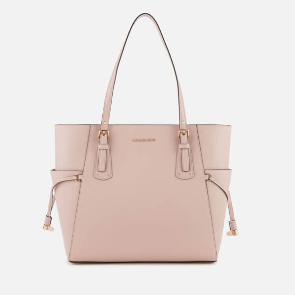 342c351388abbe MICHAEL MICHAEL KORS Women's Voyager East West Tote Bag - Soft Pink: Image 1