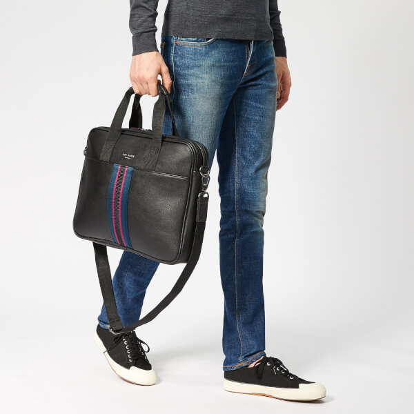 Ted Baker Men s Tinee Webbing Document Bag - Black Mens Accessories ... f60c7a7bb8057