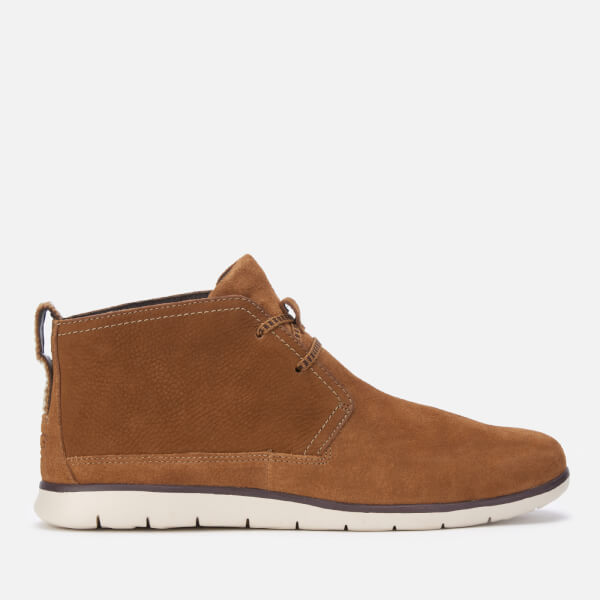UGG Men's Freamon Waterproof Chukka Boots - Chestnut