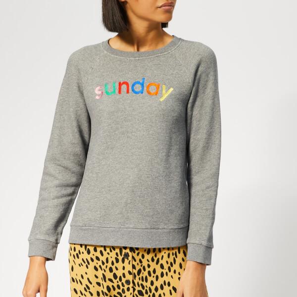 Whistles Women's Sunday Sweatshirt - Grey Marl