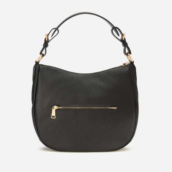 f43518ba1776 Coach Women s Polished Pebble Leather Sutton Hobo Bag - Black  Image 2