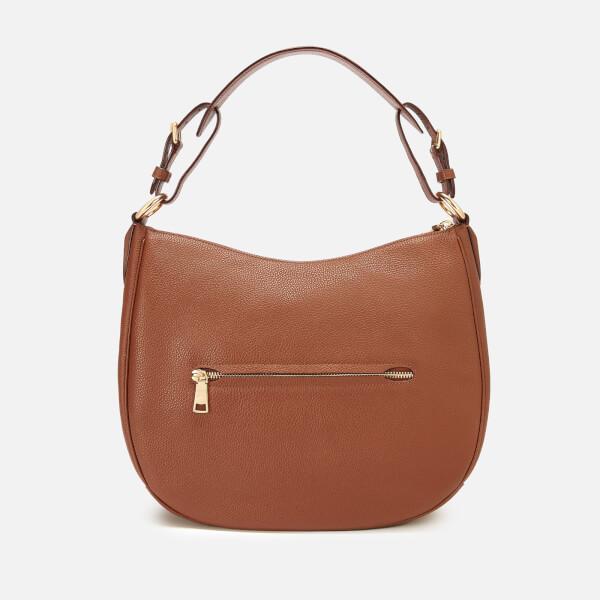 652705f6b918 Coach Women s Polished Pebble Leather Sutton Hobo Bag - 1941 Saddle  Image 2
