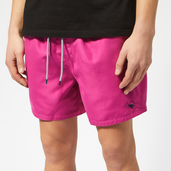 f341fd1c9a Ted Baker Men's Seasidy Swim Shorts - Pink: Image 1