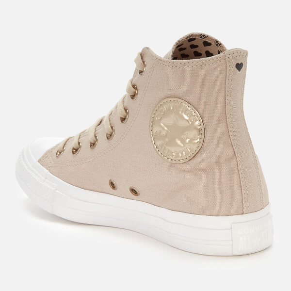 6d19eb6c0823 Converse Chuck Taylor All Star Hi-Top Trainers - Papyrus Black White ...