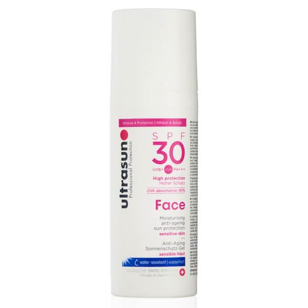 Ultrasun Face Anti-Ageing Lotion SPF 30 50ml