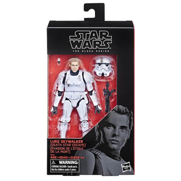Hasbro Star Wars The Black Series: Episode 4 Luke's Death Star Escape
