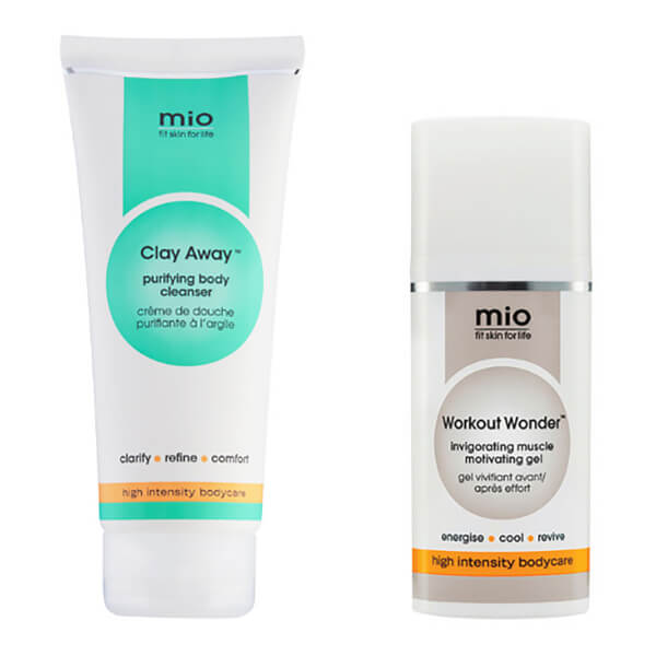 Mio Skincare Post-Gym Partners