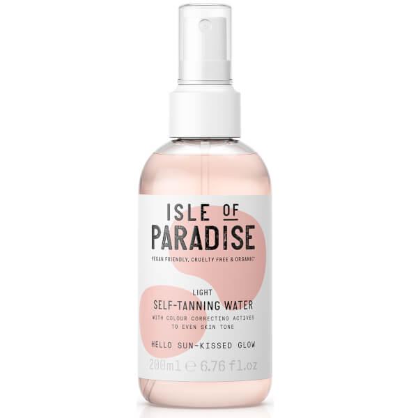 Isle Of Paradise Self-tanning Water - Light 200ml