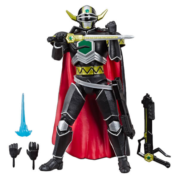 Hasbro Power Rangers Lightning Collection Lost Galaxy Magna Defender Figure