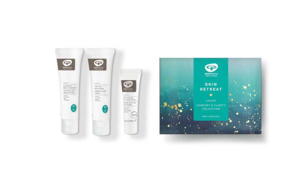 Green People Skin Retreat Sensitive Skin Collection
