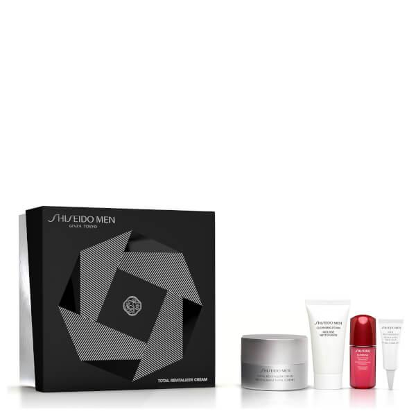 Shiseido Men's Total Revitalizer Holiday Kit
