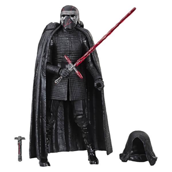 Hasbro Star Wars: The Rise of Skywalker The Black Series Supreme Leader Kylo Ren 6 Inch Action Figure