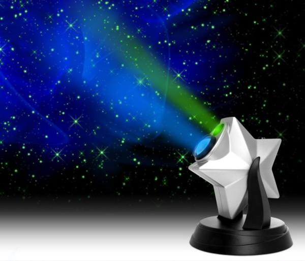 Laser cosmos projector iwoot for Galaxy wand laser pointer