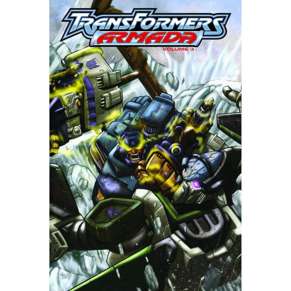 Transformers: Armada - Volume 3 Graphic Novel