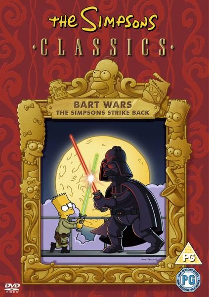 Simpsons: Bart Wars