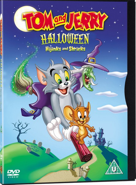 Tom And Jerry - Halloween