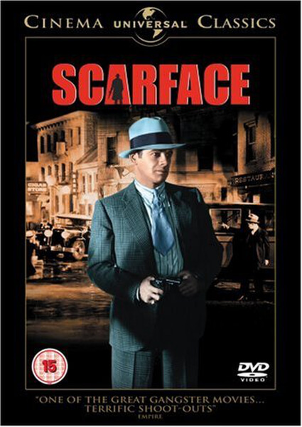 Scarface [1932] -
