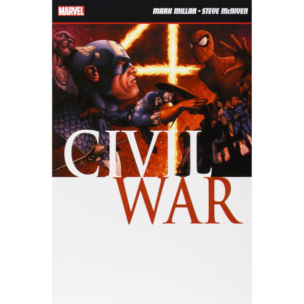 Civil War Graphic Novel