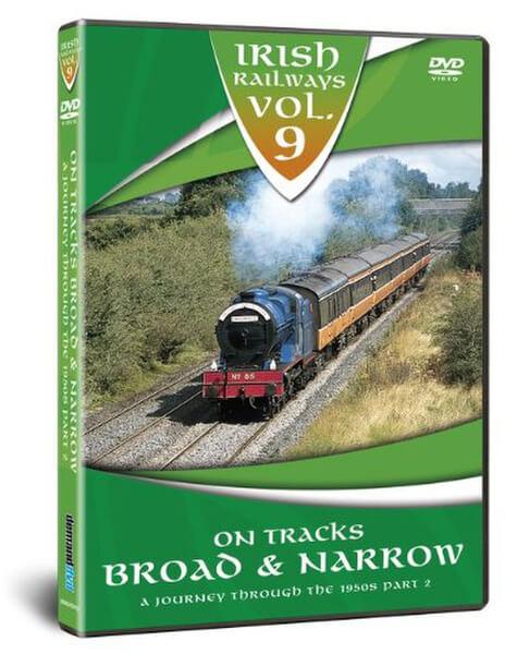 Irish Railways - The Irish Narrow Gauge