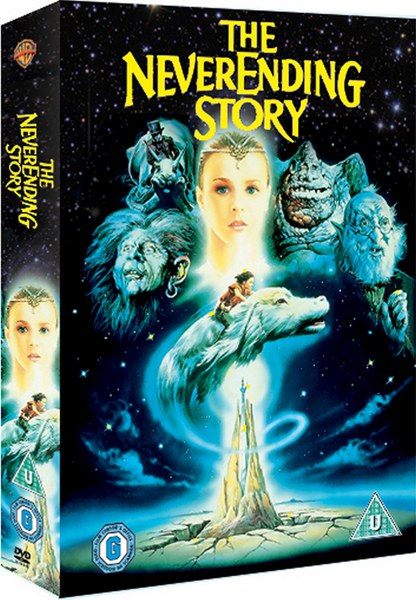 The Neverending Story Dvd Zavvi
