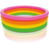 Intex Sunset Glow Kids' Paddling Pool (66 Inches): Image 1