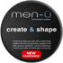 men-ü Create and Shape Grooming Pomade (100ml): Image 1