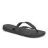 Havaianas Top Flip Flops - Black: Image 3