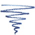 Delineador Resistente al Agua Daniel Sandler Blue Velvet - Azul: Image 2