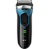 BRAUN WET AND DRY SHAVER SERIES 3-380: Image 1