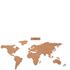 Korkbrett, Weltkarte: Image 3