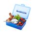 Myprotein KlickBox für Nahrungsmittel, klein
