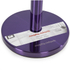 Morphy Richards Accents Towel Pole - Plum: Image 3