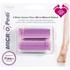 Emjoi MICRO Pedi Extra Coarse Flex+ Rollers – Pink: Image 1