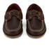 Timberland Men's Classic 2-Eye Boat Shoes - Rootbeer Smooth: Image 4